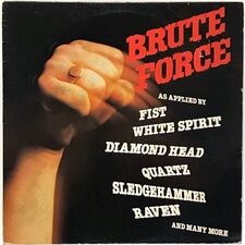 Various Artists - Brute Force LP