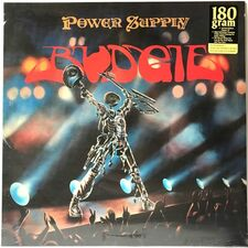 Budgie - Power Supply LP