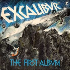 Excalibur - The First Album LP