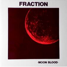 Fraction - Moon Blood LP (Red Vinyl)