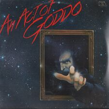 Goddo - An Act Of Goddo LP