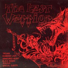 Various Artists - The Last Warrior LP