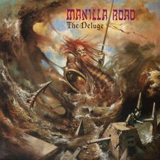 Manilla Road - The Deluge LP