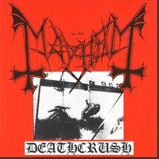 Mayhem - Deathcrush CD