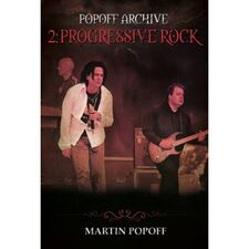 Popoff Archive 2: Progressive Rock Book
