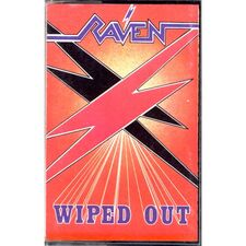 Raven - Wiped Out Cassette