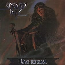 Sacred Rite - The Ritual LP