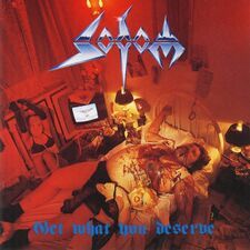 Sodom - Get What You Deserve CD