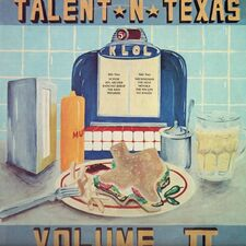 Various Artists - Talent N Texas Volume II LP