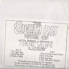 Terence And Tight Wire - The Eighth Day LP