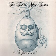 Travis Allan Band - A Place In Time LP