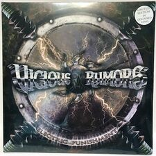 Vicious Rumors - Electric Punishment 2-LP