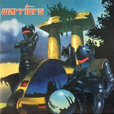 Warriors - Warriors  LP