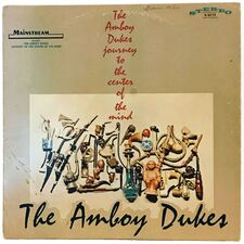 Amboy Dukes - Journey To The Center Of Your Mind LP