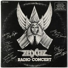 Angel - Radio Concert 2-LP NBD 20127DJ