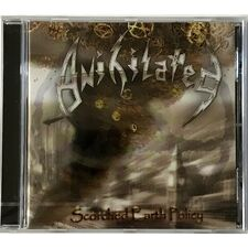 Anihilated - Scorched Earth Policy CD KMRCD003