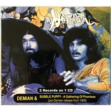 Demian / Bubble Puppy - Demian / A Gathering of Promises CD BOD 133