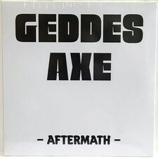 Geddes Axe - Aftermath LP