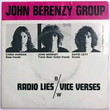 John Berenzy Group - Radio Lies / Vice Verses 7-Inch