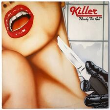 Killer - Ready For Hell Lp