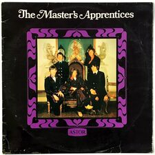 Master's Apprentices, The - The Master's Apprentices LP ALP-1025