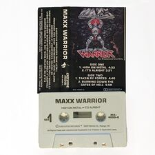 Maxx Warrior - Maxx Warrior Cassette