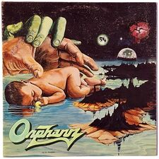 Orphann - Up For Adoption LP