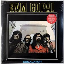 Sam Gopal - Escalator LP (+ 7-inch)