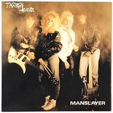 Thrash Queen - Manslayer LP