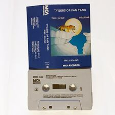 Tygers Of Pan Tang - Spellbound Cassette