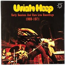 Uriah Heep - Early Sessions And Rare Live Recordings 1969-1971 2-LP ILDS-1