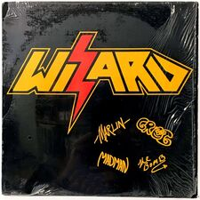 Wizard - Marlin, Grog, Madman & The Bomb LP