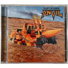 Anvil - Plenty of Power CD MASCD0256