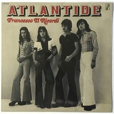Atlantide - Francesco Ti Ricordi LP SP 1476