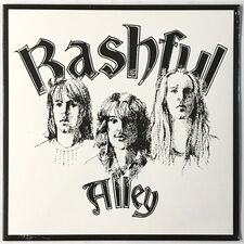 Bashful Alley - It's About Time LP HRR062