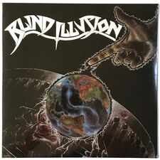 Blind Illusion - The Sane Asylum LP (+ 7-inch) WIS 3526
