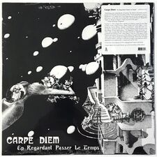 Carpe Diem - En Regardent Passer Le Temps LP Lion LP-172