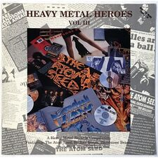 Various Artists - Heavy Metal Heroes Vol III LP HMR LP 153
