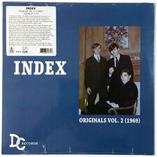 Index - Originals Vol. 2 (1969) LP Lion LP 177