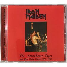 Iron Maiden - The Soundhouse Tapes And Rare Early Tracks 1978-1981 CD Top 41