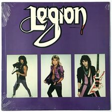 Legion - Legion Of Deth EP RT-2001