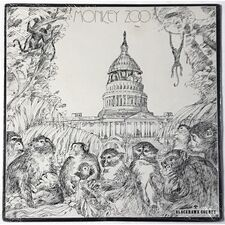 Blackhawk County - Monkey Zoo LP ST-1001