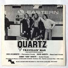 Quartz - Travellin' Man / Sooth Me 7-Inch 8034-28