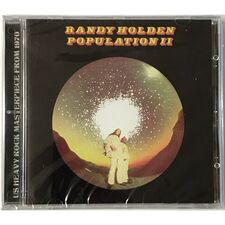 Holden, Randy - Population II CD LGR 104