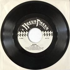 Rivell - Touch / On The Run 7-Inch HP 101
