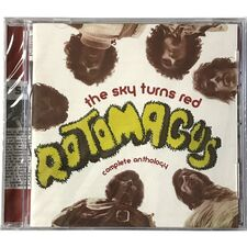 Rotomagus - The Sky Turns Red: Complete Anthology CD Lion 660