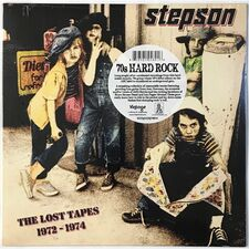 Stepson - The Lost Tapes 1972-74 LP ROCK/LION048-V-1