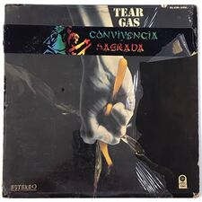 Tear Gas - Tear Gas LP SLEM-398