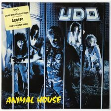 U.D.O. - Animal House LP 6881-1-R