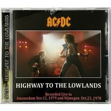 AC/DC - Highway To The Lowlands CD TOP 35
